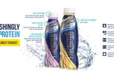 Protein Water Beverages
