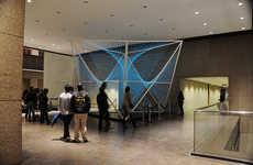 Interactive Motion Installations
