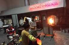 Father's Day Glassblowing Workshops