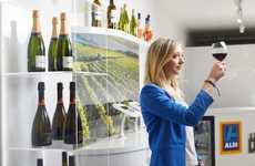 Pop-Up Wine Stores