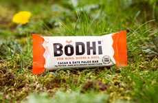 Cricket Flour Protein Bars