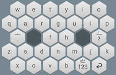 Digital Honeycomb Keyboards
