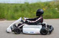 Speedy Electric Race Karts