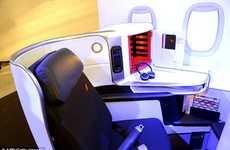 Seat-Auctioning Flight Apps
