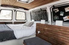 Converted Van DIYs