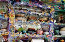 Mosaic Tile Homes
