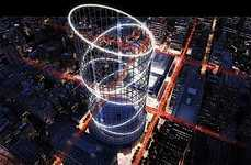 Urban Thrill Ride Concepts