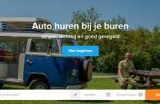 Dutch Car-Sharing Platforms
