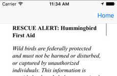 Wildlife Rescue Apps