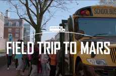Exploratory VR School Buses