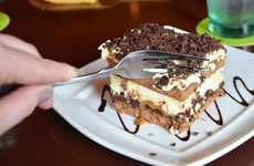 Chocolate Lasagna Desserts