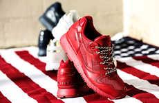 Patriotic Sneaker Collections