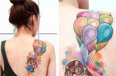 Disney Tattoo Databases