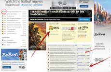 Customized Film Critic Extensions