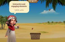 Islamic Storytelling Apps