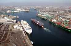 Groundbreaking Off-Grid Ports