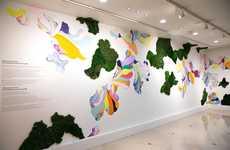 Vegetation Art Exhibitions