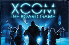 Alien Invasion Board Games