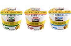 Soybean Noodle Soups