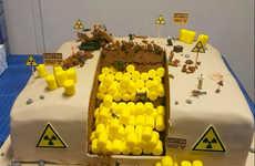 Radioactive Waste Cakes