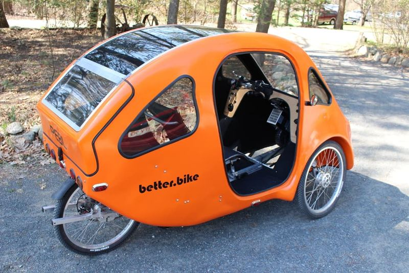 Eco-Minded Velomobiles
