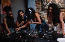 All-Female DJ Workshops