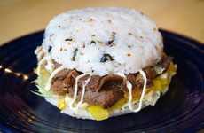 Korean Rice Burgers