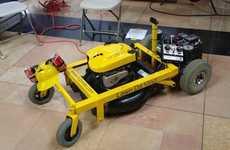 DIY Lawn Mowers