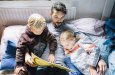 20 Millennial Fatherhood Portrayals