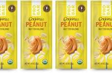 Caffeinated Peanut Butter Packs
