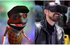Expressive VR Headsets
