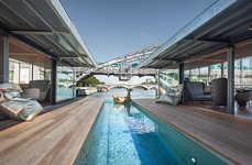 Floating Urban Hotels