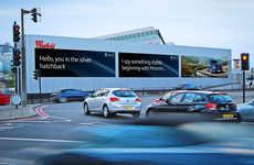 Car-Targeting Billboards
