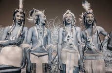 71 Tribal Art Ideas