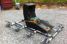 DIY Flying Chairs