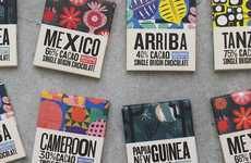 Artistic Chocolate Packaging