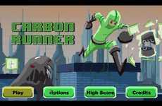 Environmental Ninja Games