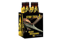 Celebratory Sci-Fi Beers