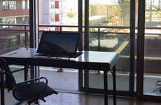 Touchscreen Office Desks