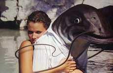 Fish Hugging