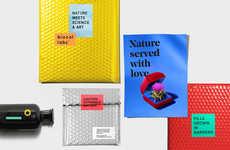 Textured Supplement Branding