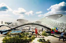 Amphibious Purification Pavilions