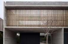 Glazed Concrete Buildings