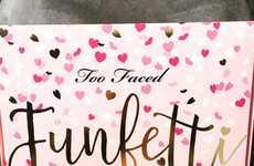 Feminine Funfetti Cosmetics