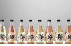 Summery Cider Branding