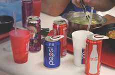 Beverage-Conserving Can Accessories