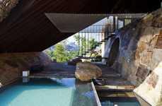 Grotto Spa Architecture