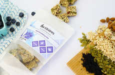 Nutritious Tea-Infused Snacks
