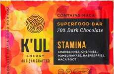 Artisanal Energy Chocolates