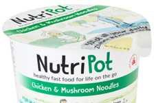 Nutritious Noodle Cups